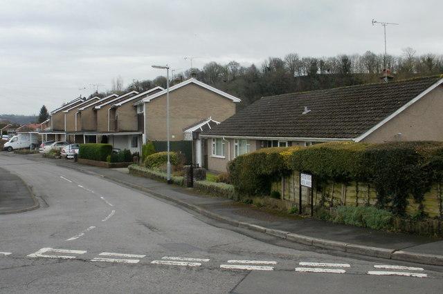 Hafod Road, Ponthir