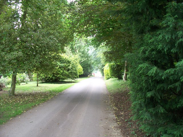 Driveway to Nether Swell Manor [1]