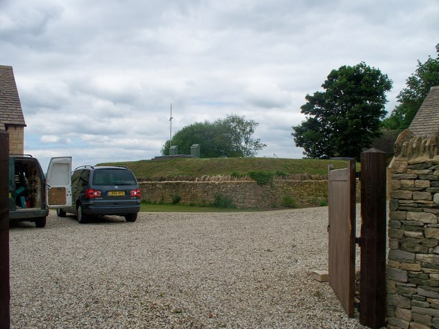 Stow Hill reservoir
