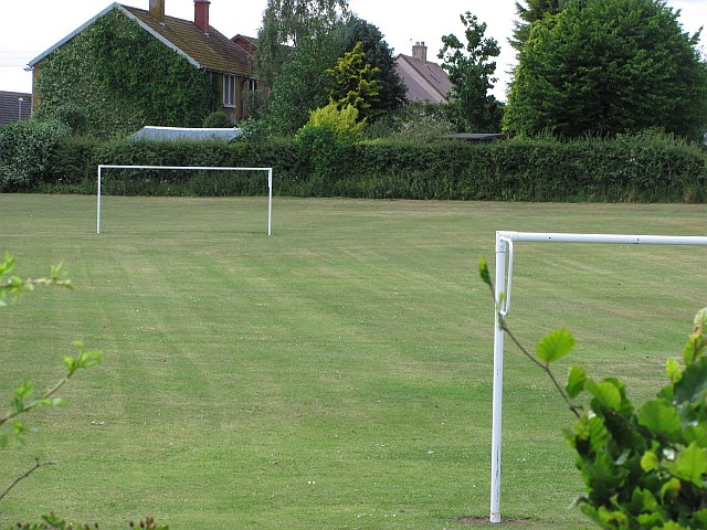 School playing field, Ednam