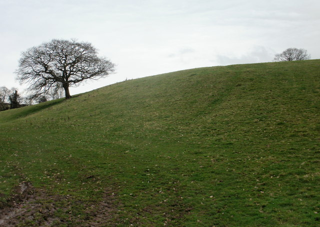 Hilly ground, Ponthir