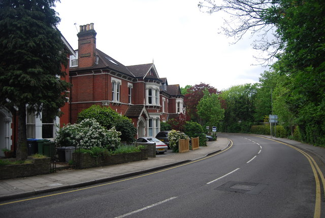 Bromley Rd, northwards