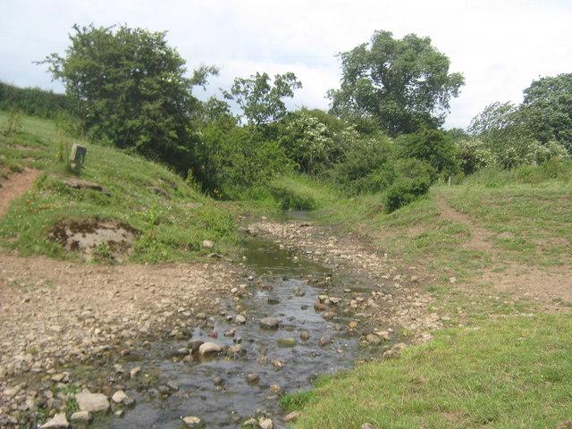 Char Beck near Elwick