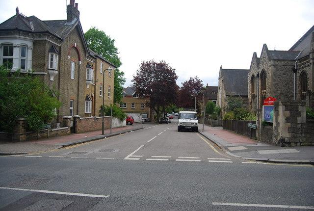 Bevington Rd off Bromley Rd