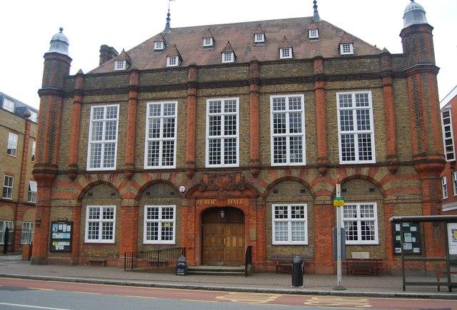 Beckenham Public Hall, Bromley Rd