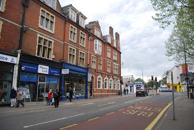 Beckenham High St
