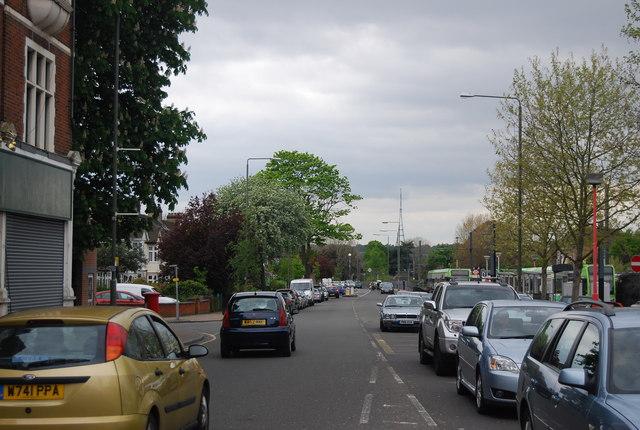 Rectory Rd, Beckenham