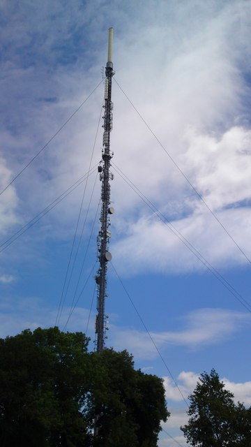 Hannington TV Transmitter North Hampshire