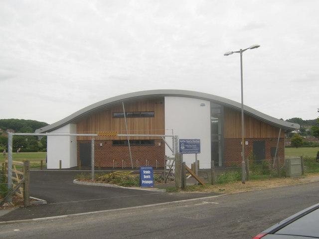 Hythe Sports Pavilion