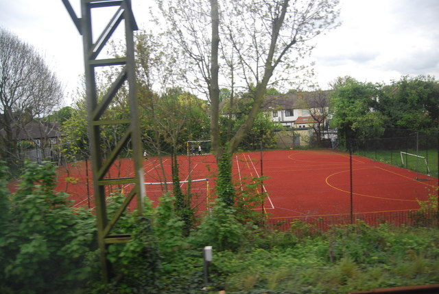 All weather pitch, Aylesbury Rd, Bromley