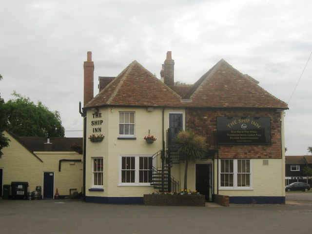 The Ship Inn, Dymchurch