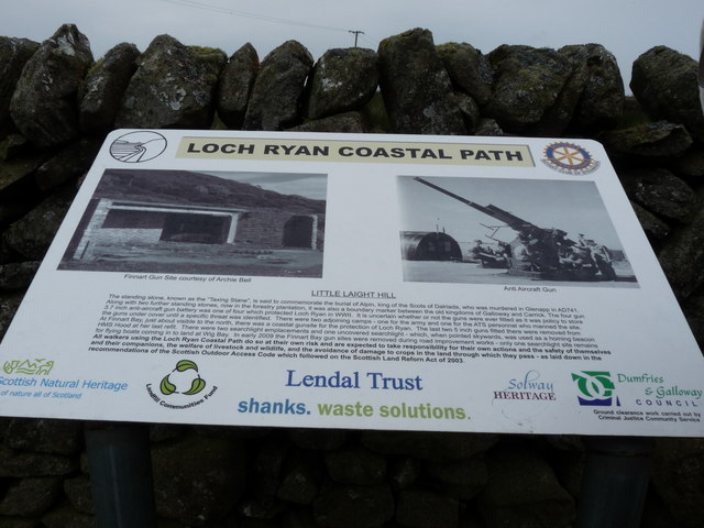 Loch Ryan Coastal Path