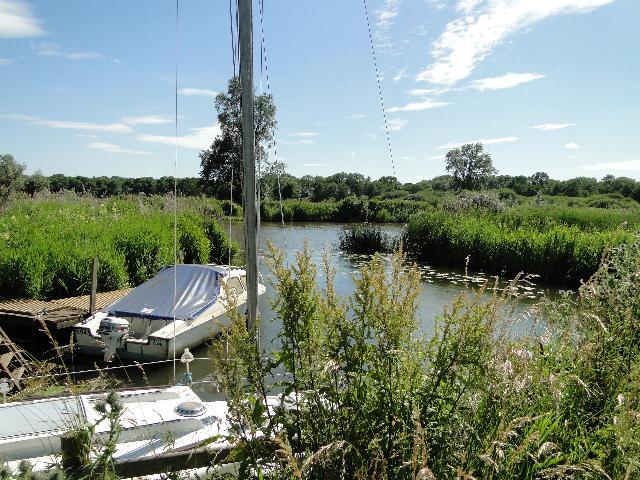 River Waveney cut