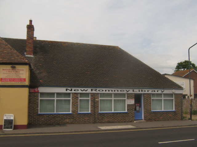 New Romney Library