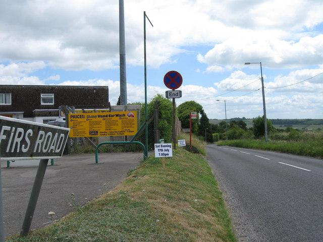 Firs Road, Firsdown