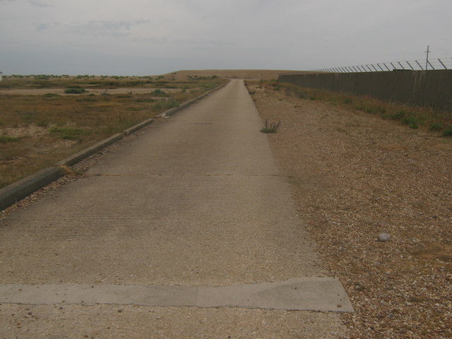 Footpath to the sea