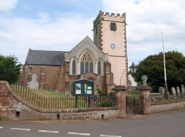 St George's church, Sampford Brett