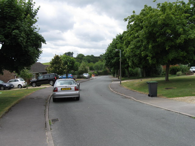 Maple Drive, Firsdown