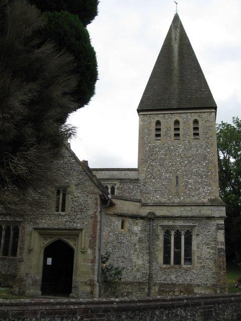 All Saints Church, Idmiston