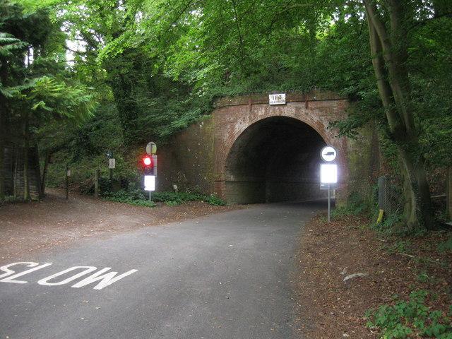 Railway Bridge, Church Road, Idmiston