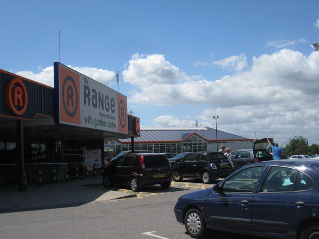 The Range, Holyrood Drive