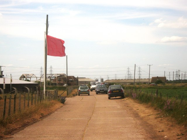 Red Flag and Twitchers