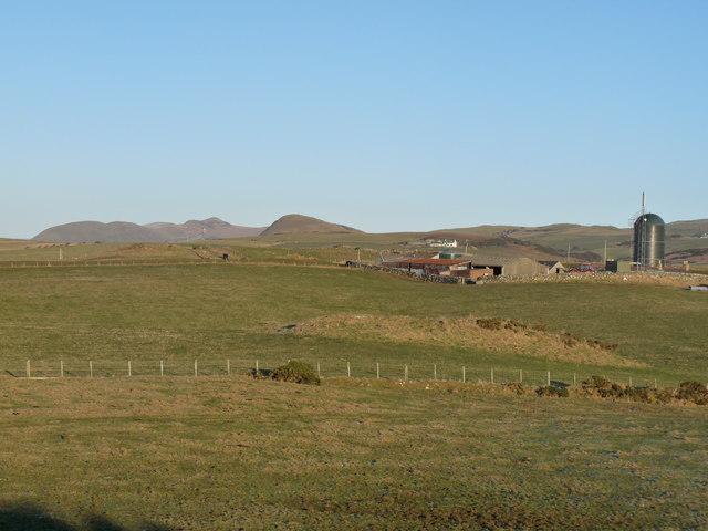 Meikle Bennane Farm