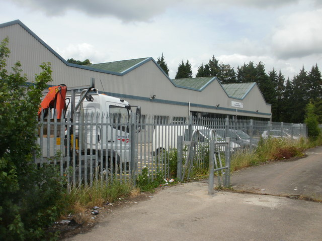 Newport : Network Rail Crindau Works Depot