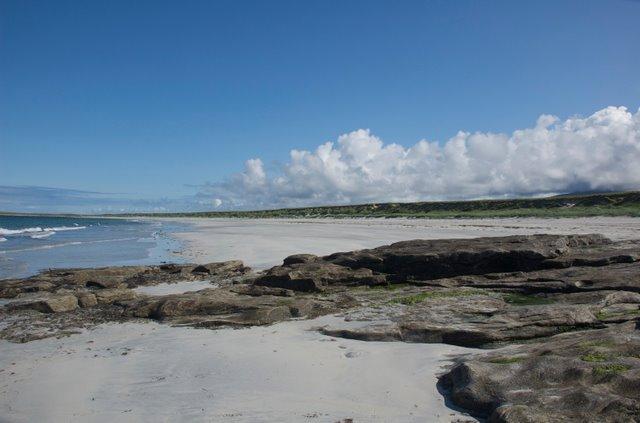 South Uist beach