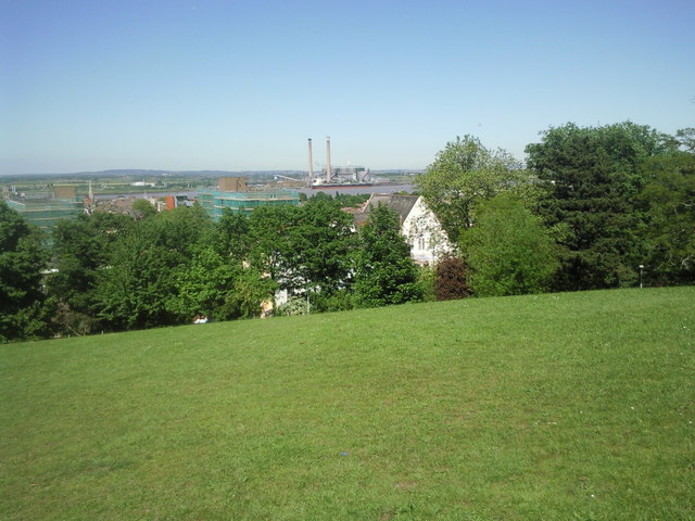 View from Windmill Hill, Gravesend