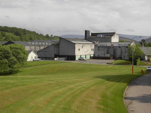 Tamnavulin Distillery