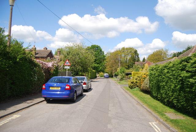 Vicarage Lane, Scaynes Hill