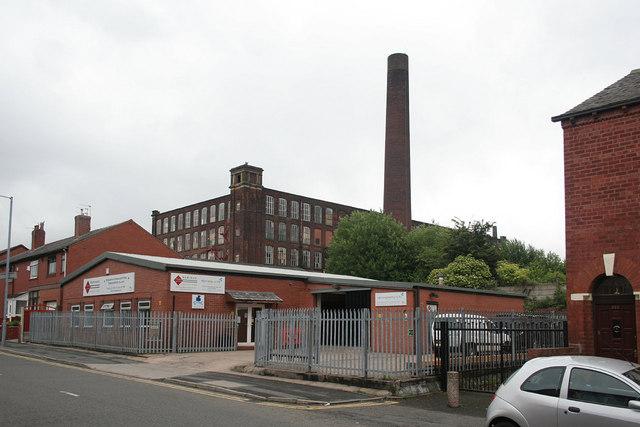 Chadderton Mill