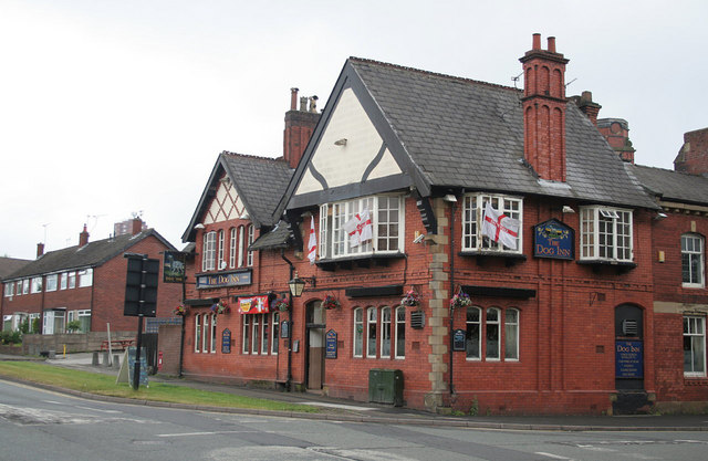 The Dog Inn, Chadderton