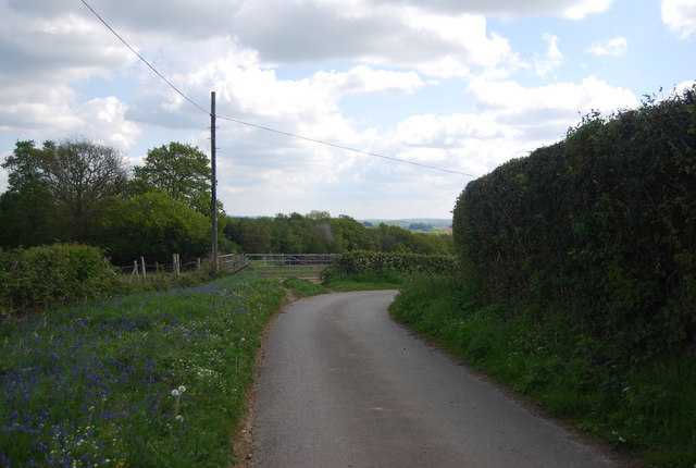 Clearwater Lane (Sussex Border Path)