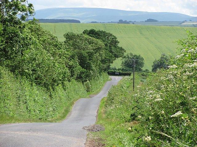 Road from Kaimflat