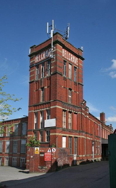 Belgrave Mills