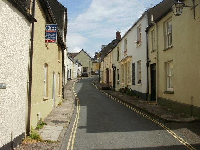 Bridge Street, Crickhowell