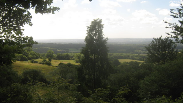 View from Octavia Hill's Bench
