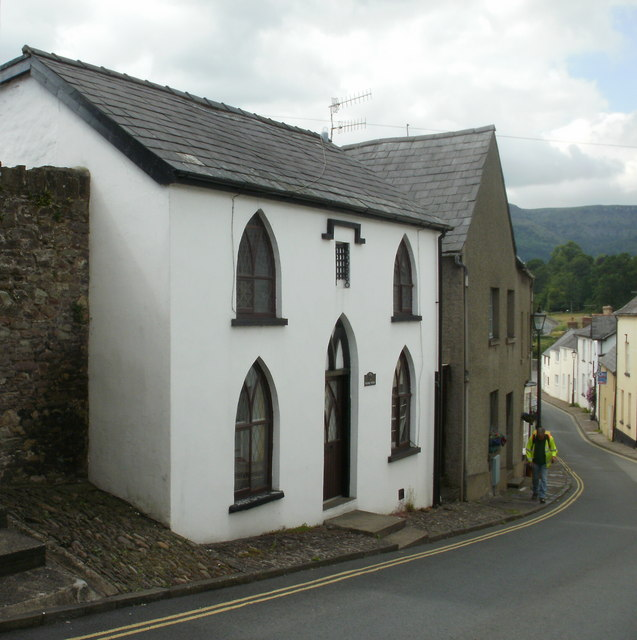 Pound House, Bridge Street, Crickhowell