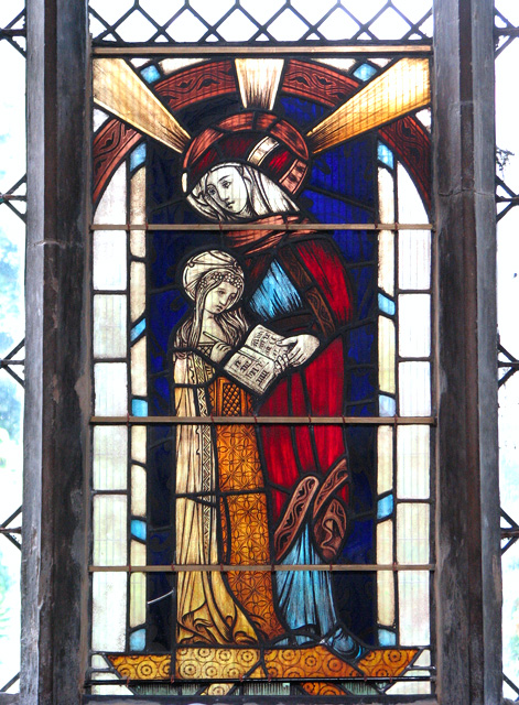 St Nicholas' Chapel in Kings Lynn - C20 stained glass