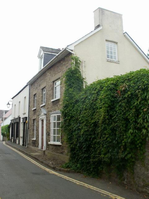 Queen Anne Cottage, Crickhowell