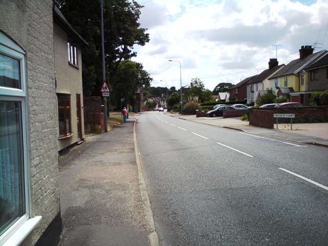 Norwich Road, Claydon