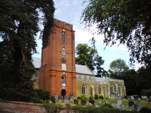 Church of St Mary, Grundisburgh