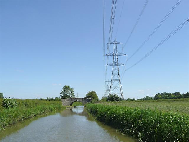The Ashby Canal near Burton Hastings, Warwickshire