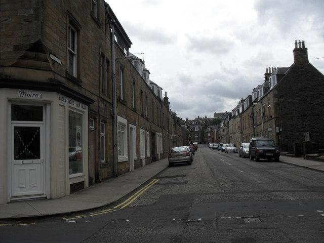 Victoria Street, Galashiels
