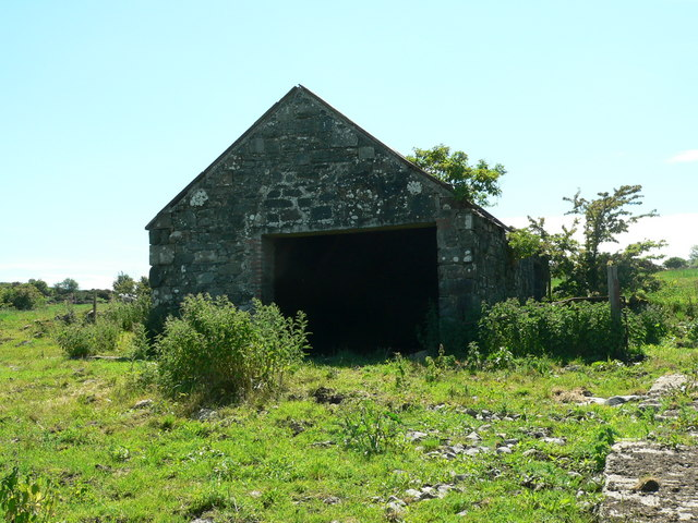 Barn at Auchleand
