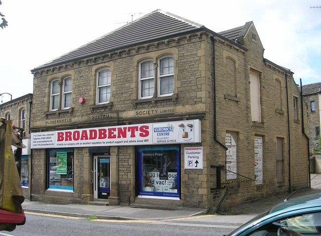 Huddersfield Industrial Society Ltd - Swan Lane