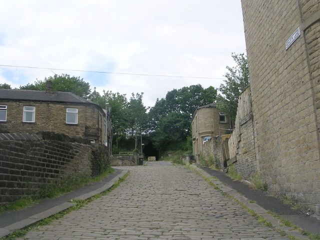 Howarth Lane - Swan Lane