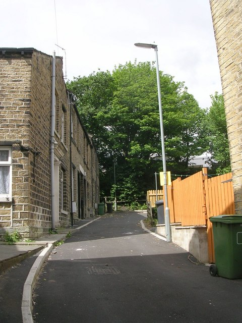 Back Stanley Street - Bentley Street